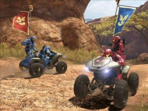 Halo 3 Flags